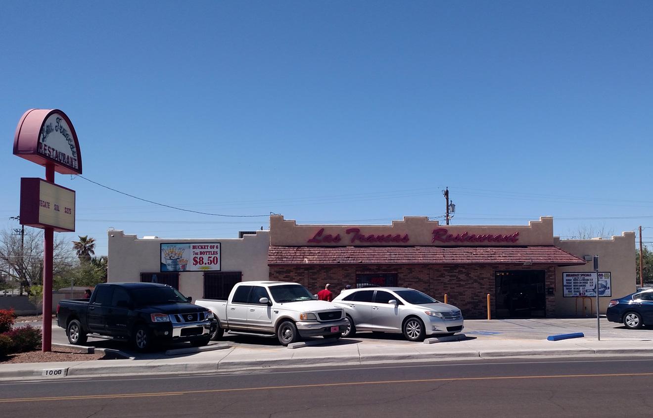 Las Trancas Restaurant
