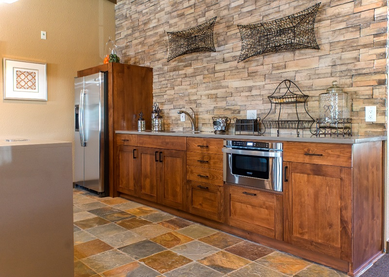 Kitchen cabinetry by Antigua Woodwork