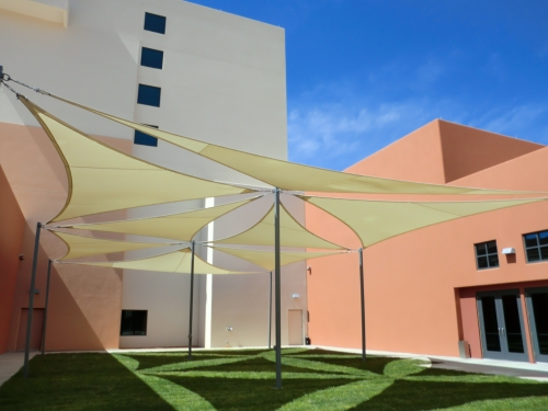 Rader Awning shade sails