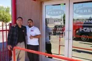 Perez Collision in Albuquerque
