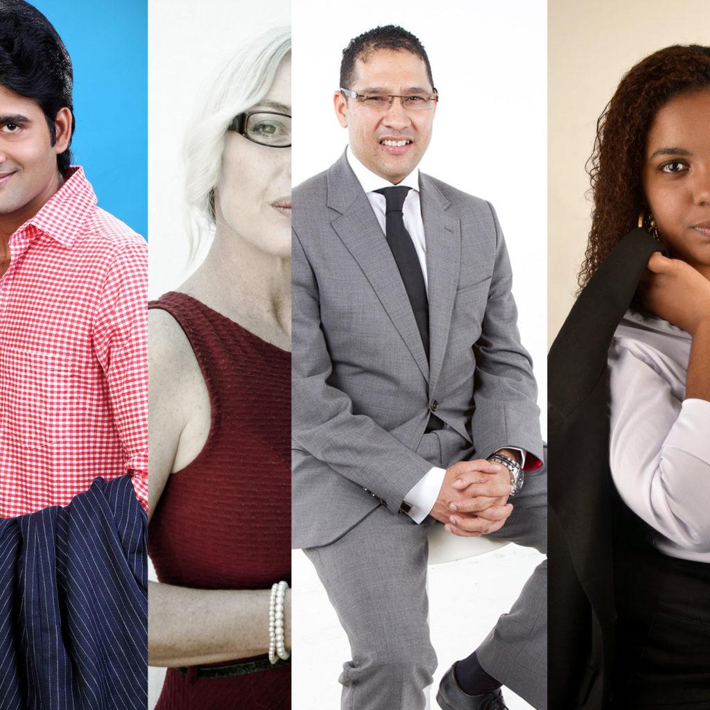Diverse advisory team