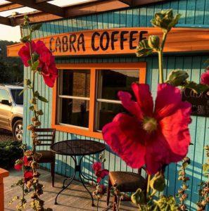 Cabra Coffee in Cedar Crest, New Mexico