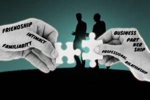Intimate partnerships